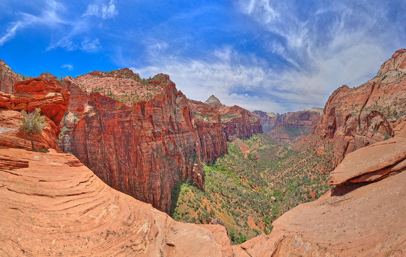 Canyon Overlook #3, Zion