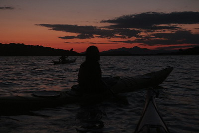 Low light paddling '16