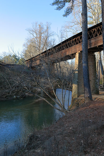 Clarkson Covered Bridge Park, Cullman County, AL