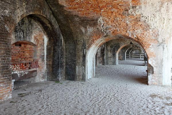 Fort Pickens, Pensacola Beach, FL