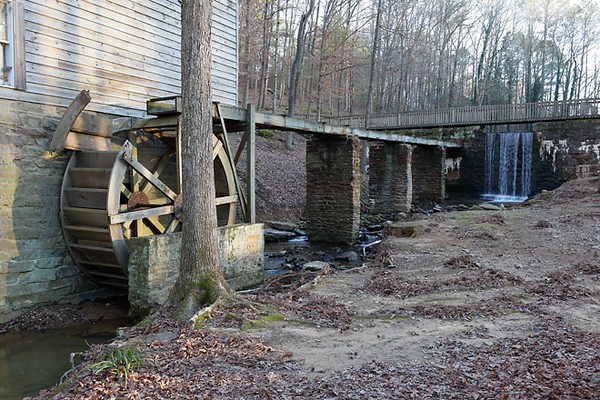 Clarkson Covered Bridge Park, Cullman County, AL