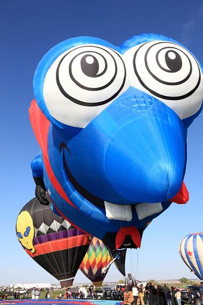 Albuquerque Balloon Fiesta Park