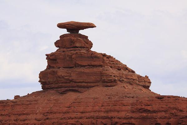 Mexican Hat Rock, UT