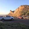 Mesa Verde National Park - During Eclipse