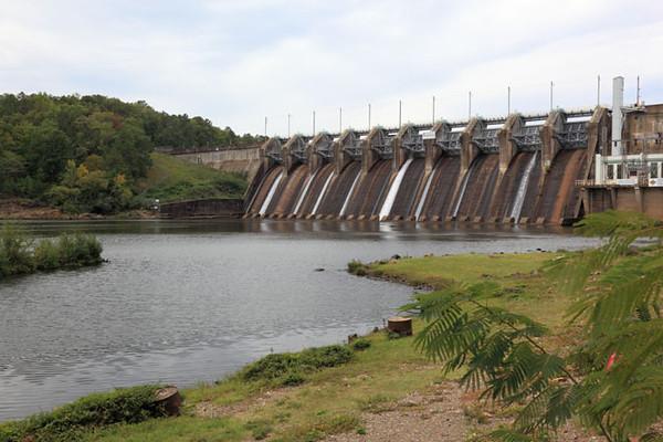 Carpenter Dam, AR