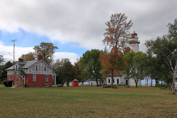 Pointe Aux Barques Lighthouse, MI