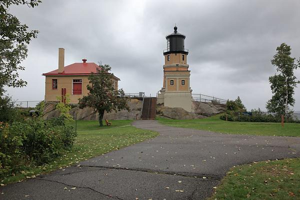 Split Rock Lighthouse State Park, MN