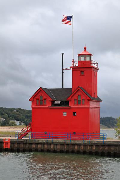 Holland Harbor Lighthouse, MI