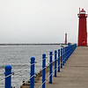 Muskegon South Pier Lighthouse, MI