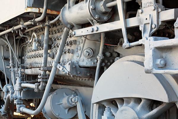 Steam Engine #6721