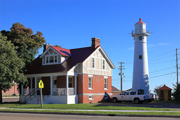 Munising Front Range Lighthouse, MI