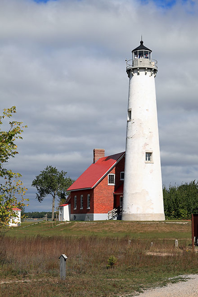 Tawas Point Lighthouse, MI