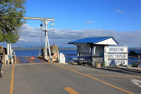 Essex, NY Ferry