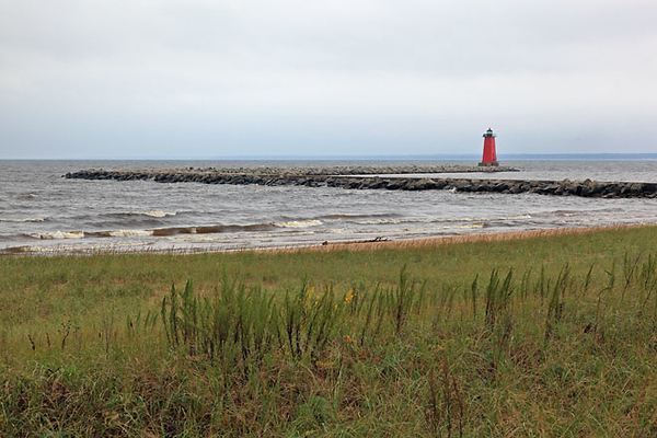 Manistique East Breakwater Lighthouse, MI