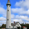 New Presque Isle Lighthouse, MI
