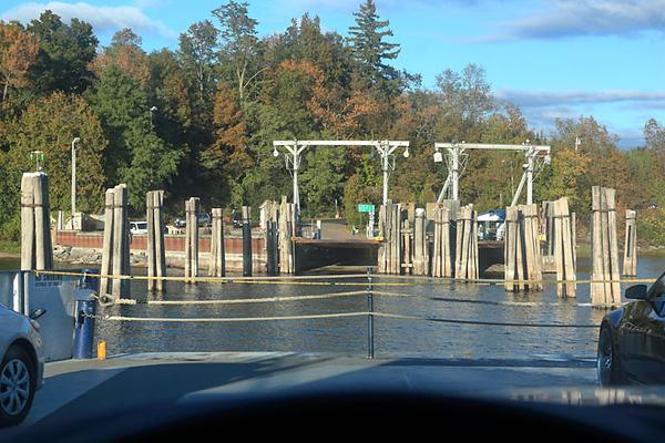 Charlotte, VT Ferry