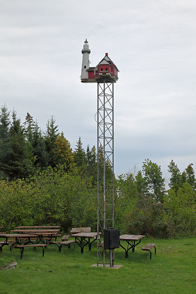 Seul Choix Point Lighthouse, MI