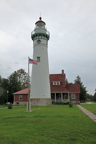 Seul Choix Point Lighthouse, MI