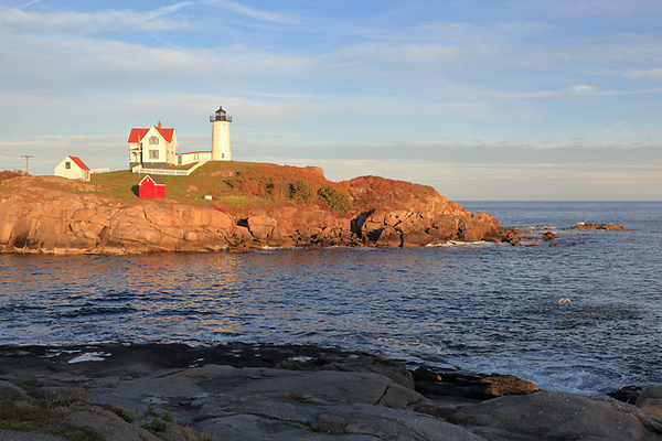 Cape Neddick Light Station (Nubble Lighthouse), ME