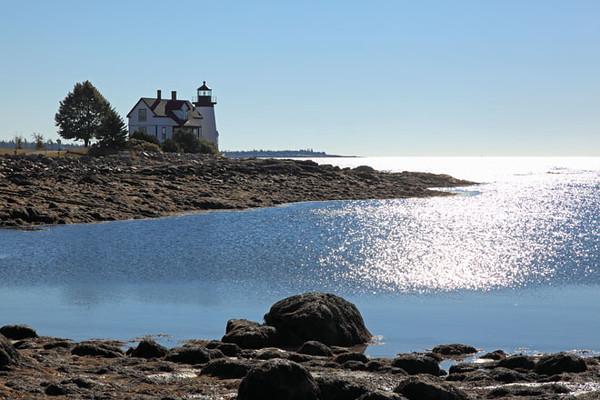 Prospect Harbor Lighthouse, ME