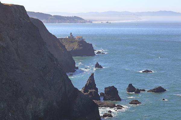 Point Bonita Lighthouse, CA