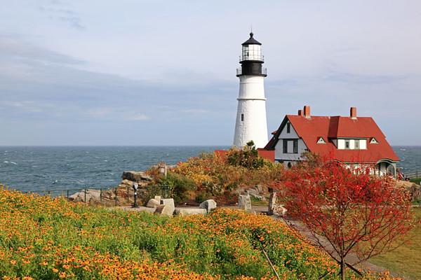 Portland Head Lighthouse, ME