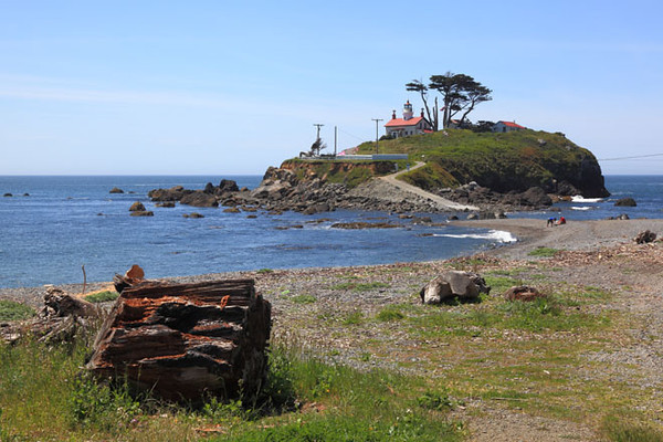 Battery Point Lighthouse, CA
