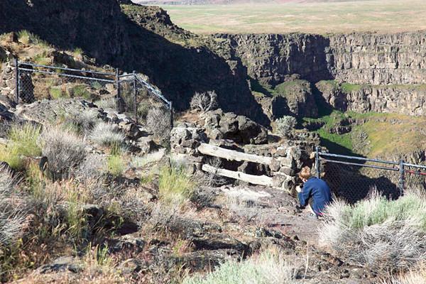 Bruneau Canyon Overlook, ID