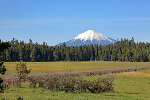 Mount McLoughlin, OR