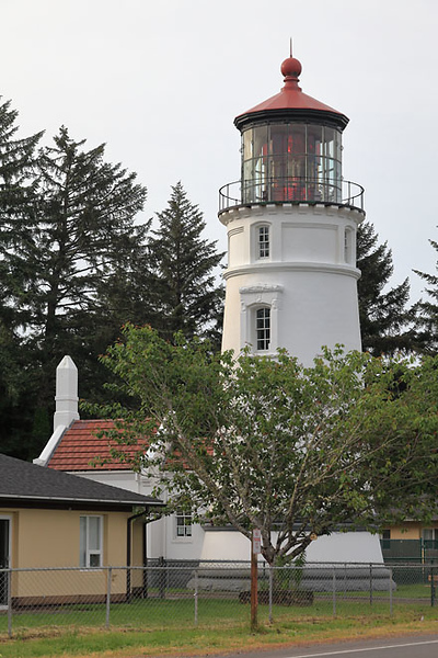 Umpqua River Lighthouse, OR