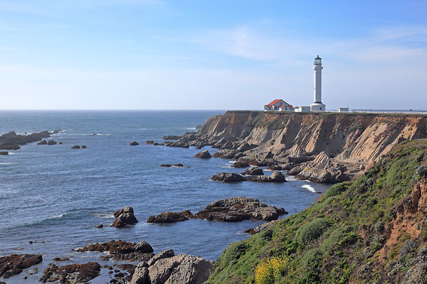 Point Arena Lighthouse, CA