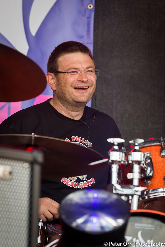 Simon Kent drummer