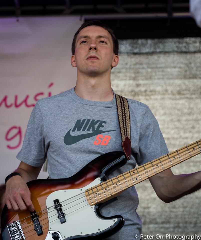 Ealswitha guitarist