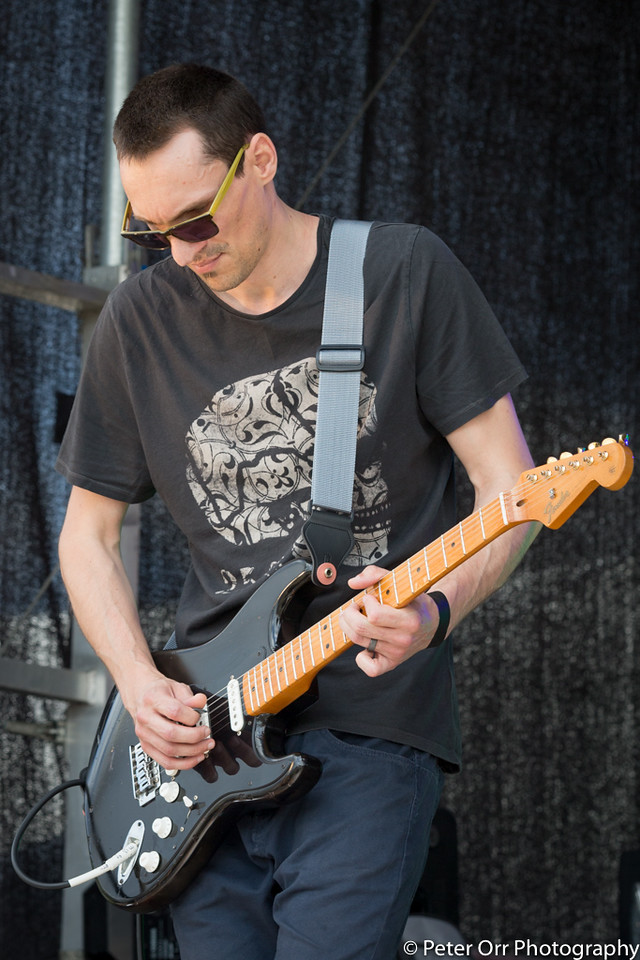 Simon Kent guitarist
