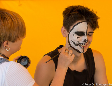 more face painting