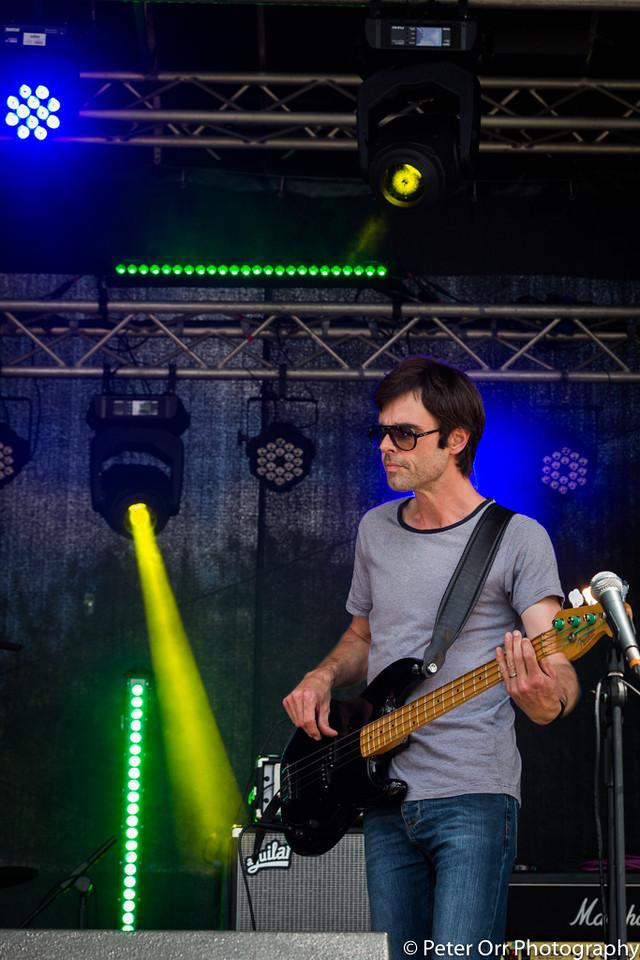 Simon Kent bassist