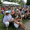 The last day of 2018 Folk Festival was packed with good food and great performances. Many Enjoyed the Native American sounds from the Burnurwurbskek Singers as they performed on the Saint Anne's Churchyard stage during the festival. LOWELL SUN/JOHN LOVE