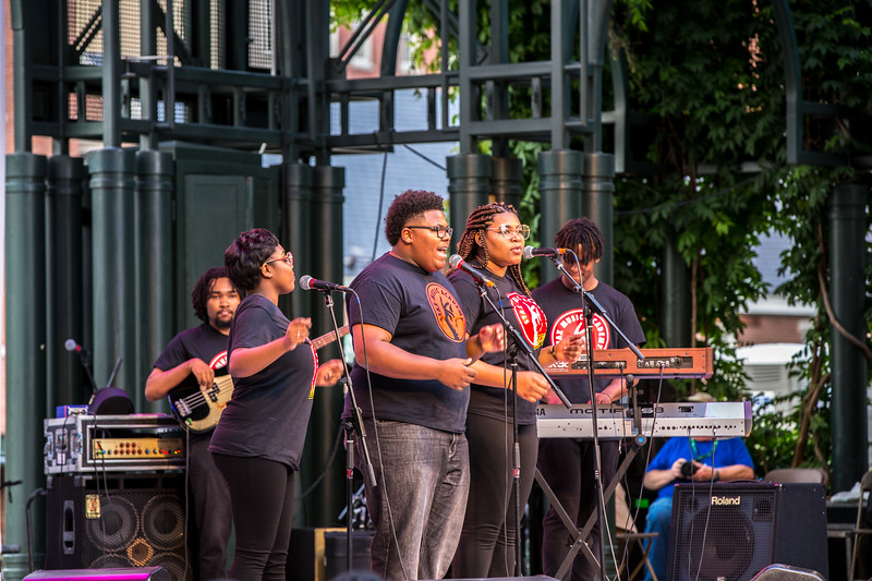 Stax Music Academy Alumni Band