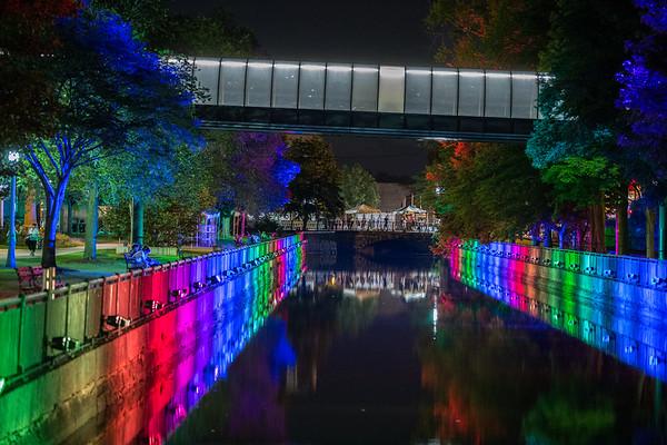 Rainbow Canal