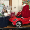 Sun Santa 2016- External Affairs Division Kids Electric Ride on Car and 3 large baskets of toys for girls and boys!