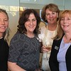 From left, LGH Auxiliary divas Suzanne Dionne of Chelmsford, Jan Demetriu, Trish O'Donnell and Deb Trull, all of Lowell