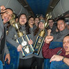 National Winners, Lowell High School JROTC Team Arrives Home