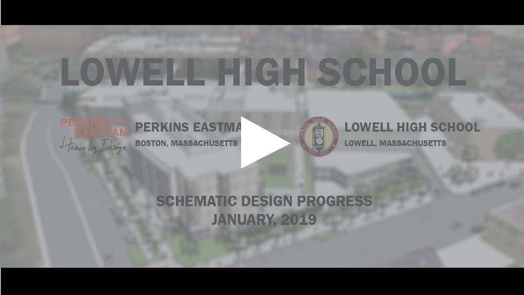 . Lowell High School