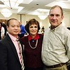 Keynote speakers Pich Hout of Hudson, Kitty Dukakis of Brookline and Stephen Crawford of Arlington