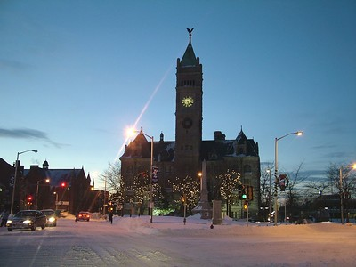 Lowell City Hall