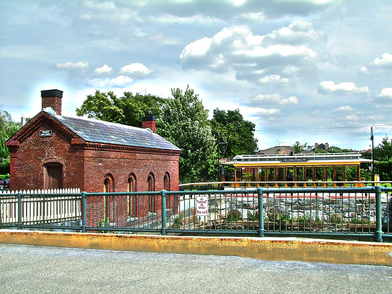 Tremont St Gatehouse - Lowell, MA