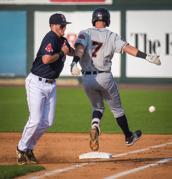 Lowell Spinners vs. Connecticut Tigers