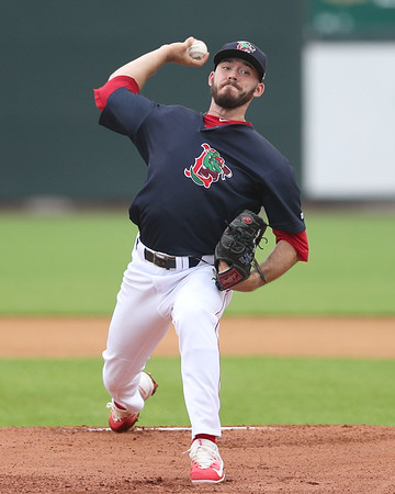 Lowell Spinners, August 12, 2018