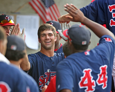Lowell Spinners, August 30, 2015