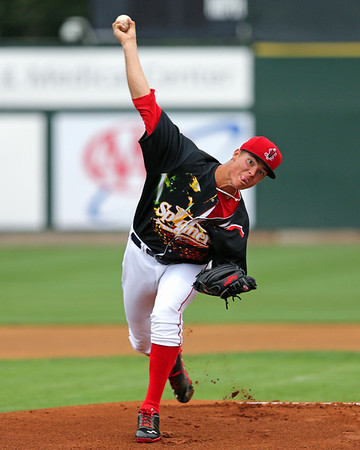 Lowell Spinners, July 13, 2013